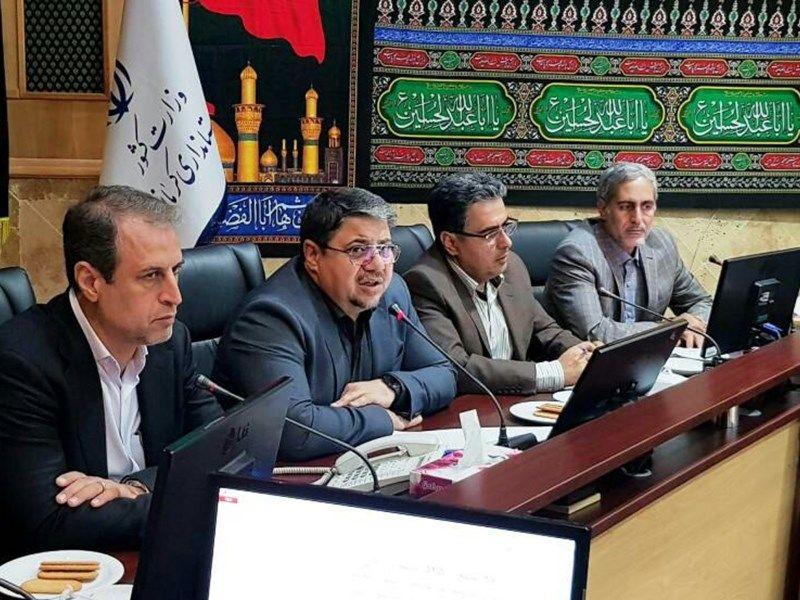 بازسازی 1200 میلیارد تومانی زیرساختهای کرمانشاه کلید خورد