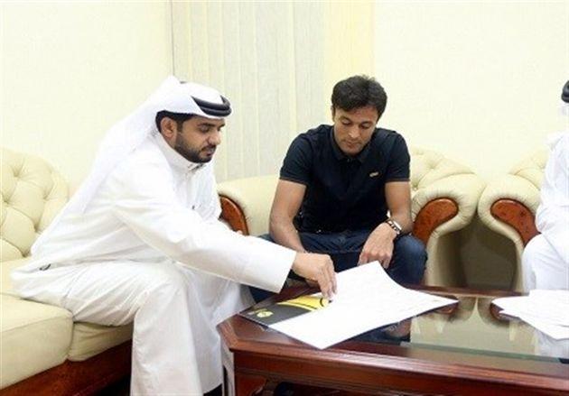 بازتاب انتقال طیبی به القطر در رسانههای قطری