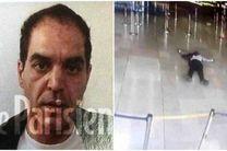 مهاجم فرودگاه پاریس تحت تأثیر مواد مخدر بوده است