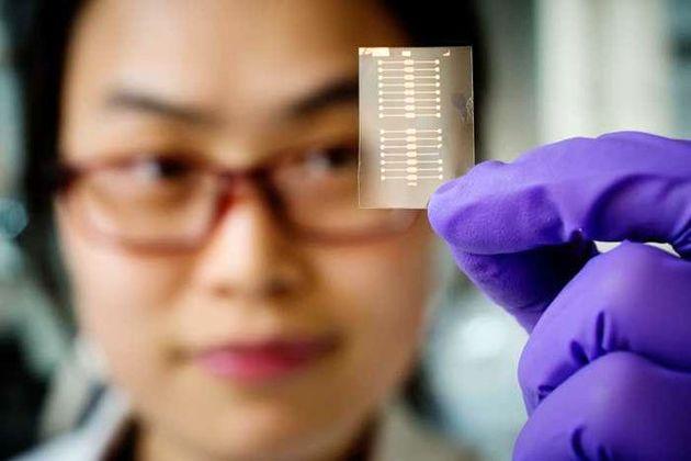 ساخت یک حسگر برای تشخیص علائم بیماری در تنفس