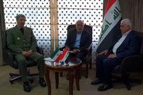 ایران عملیات نظامی در شمال عراق را تایید نمی کند