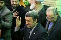 احمدینژاد: درباره آینده انقلاب و کشور نگرانی وجود ندارد