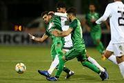 پخش زنده بازی برگشت ذوب آهن و الوصل امارات از شبکه ورزش