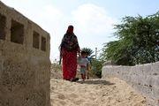 شنهای روان  اهالی روستاهای سیریک را مجبور به مهاجرت میکند/ دفن روستای 150 ساله مقسان زیر شن های روان