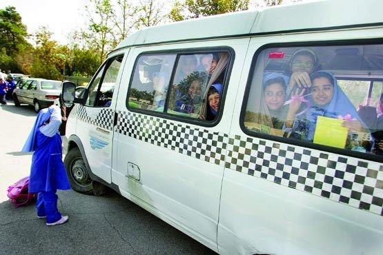 برخورد جدی و بدون چشمپوشی با سرویسهای فاقد برچسب مدارس