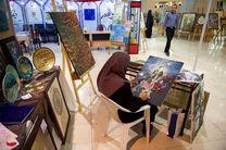 صنایع دستی به مصلی رسید