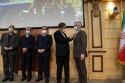 مدال افتخار ملی صادرات به شرکت ذوبآهن اصفهان رسید