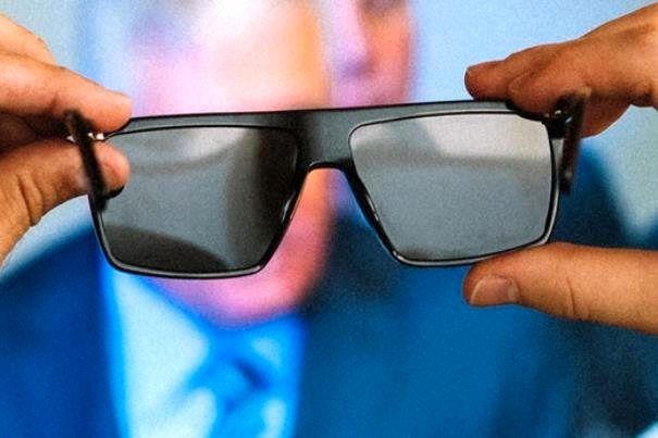 عینک های واقعیت افزوده سبک در اندازه عینک های معمولی