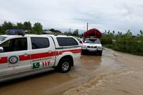 امداد رسانی به 541 خانوار در 68 روستای آسیب دیده  مناطق سیل زده گیلان