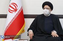 بازدید آیت الله رئیسی از زندان مرکزی استان کهگیلویه و بویراحمد
