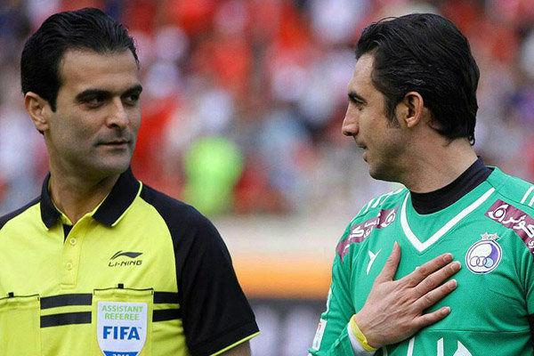 آرمان اسعدی کمک داور فوتبال کردستان به دوحه قطر می رود