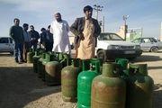 عدم توجه دولت به مشکل گازرسانی در سیستان و بلوچستان/مسوولان کاری برای برطرف کردن مشکل کپسول رسانی نمی کنند!