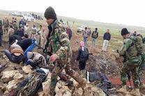 کشته شدن 20 داعشی در نزدیکی تلعفر موصل