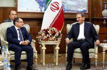 اراده جدی سیاسی ایران برای گسترش روابط با الجزایر