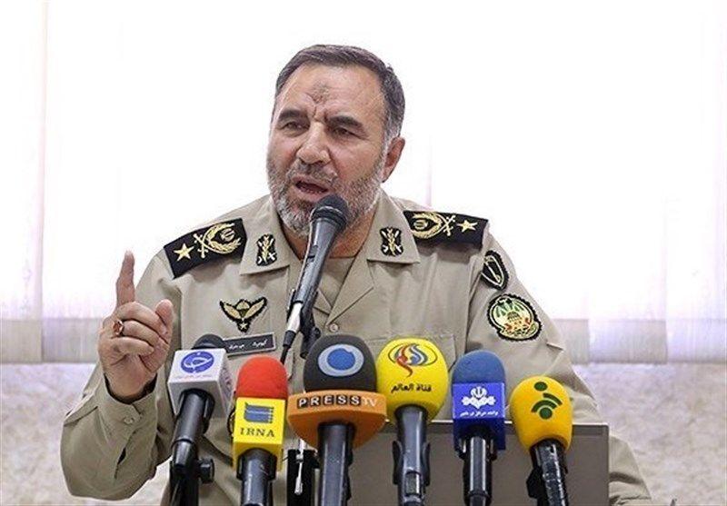 یکی از افتخارات همیشه جاوید نیروی زمینی ارتش، پاسداری از مرزهای نورانی میهن اسلامی است
