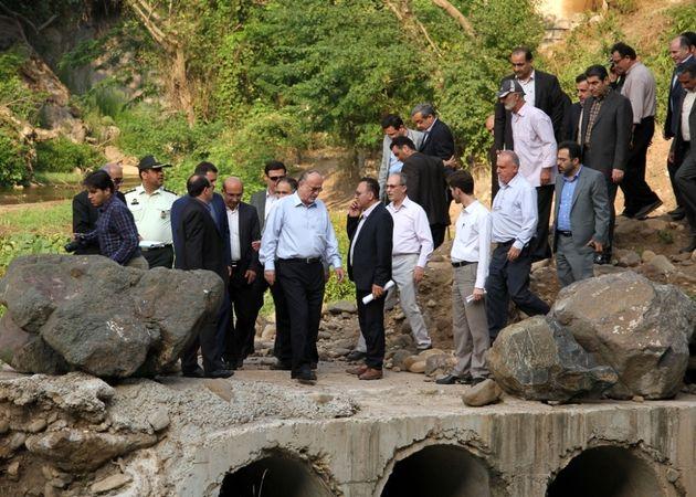 آغاز مجدد عملیات اجرایی ساخت سد دیورش پس از حل موانع موجود
