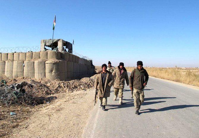 حمله طالبان به پایگاه نظامیان افغان، دست کم 5 کشته برجا گذاشت