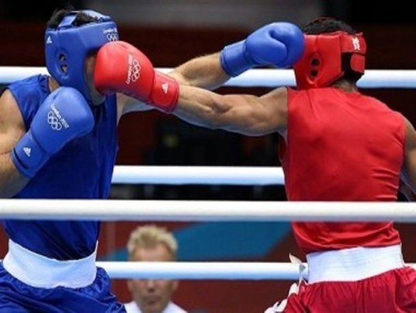 اسامی نفرات اعزامی تیم ملی بوکس ایران در تورنمنت بلغارستان