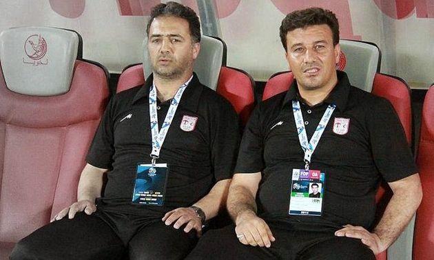کاظم محمودی، سرپرست تیم فوتبال تراکتورسازی شد