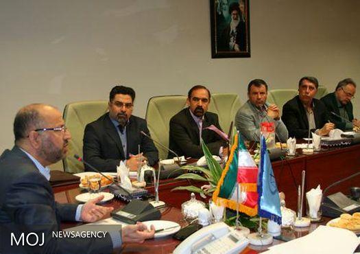 جلسه شورای عالی کانون ها و جوامع سردفتری کشور برگزار شد