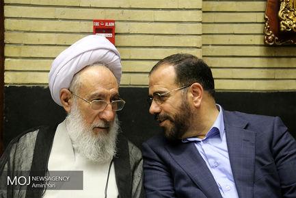 مراسم ختم مرحوم علیزاده در مسجد نور تهران برگزار شد