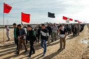 اعزام  کاروان راهیان نور 220 دانش آموز آران و بیدگل به مناطق عملیاتی جنوب
