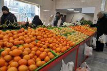 نرخ انواع میوه در میادین میوه و تره بار
