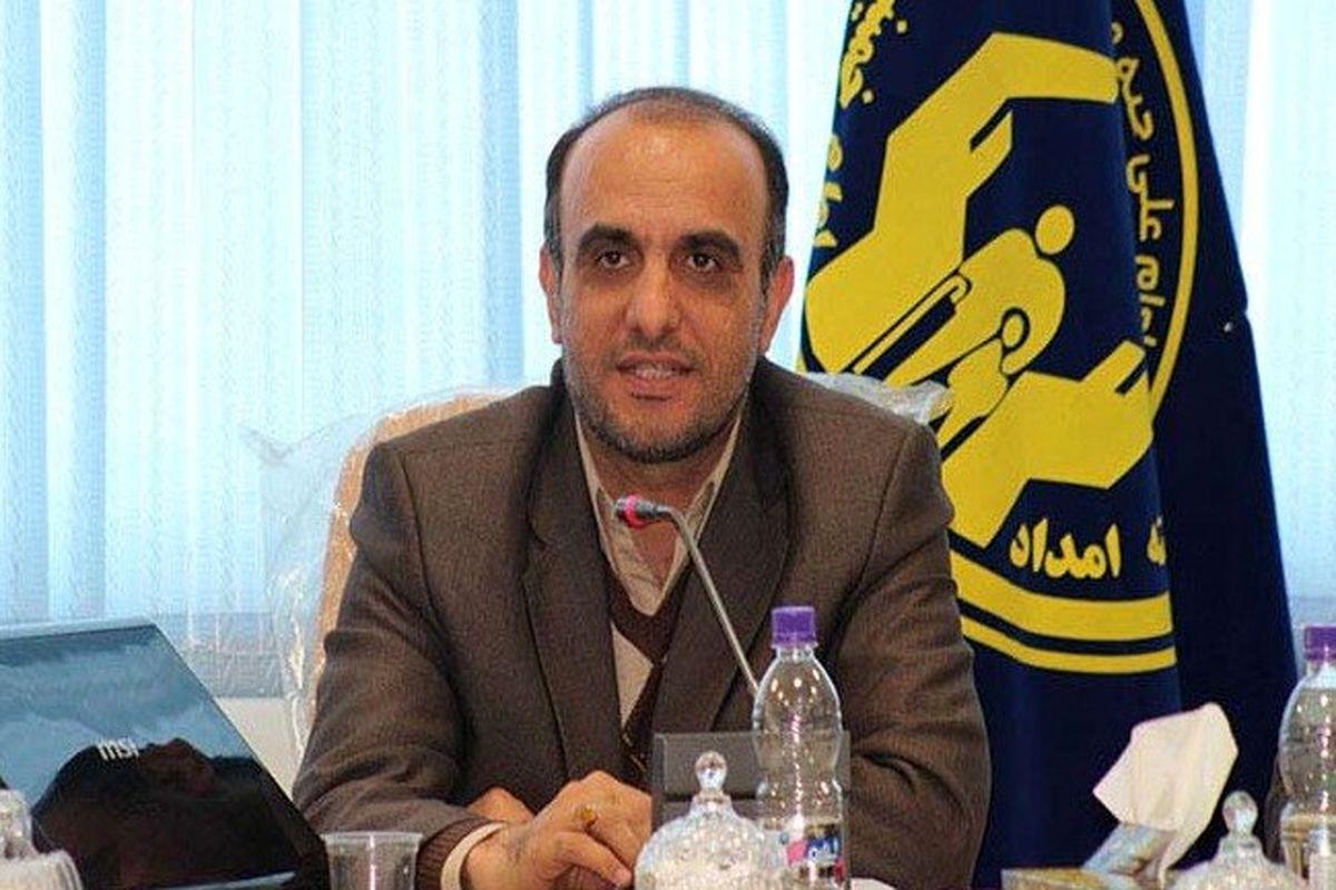 ۱۹ هزار نفر از ایتام و محسنین تحت پوشش کمیته امداد استان تهران قرار دارند