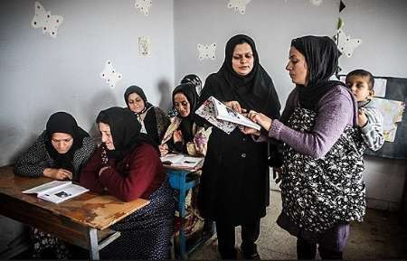 مازندران استان پیشتاز و برتر در پوشش تحصیلی افراد بی سواد است