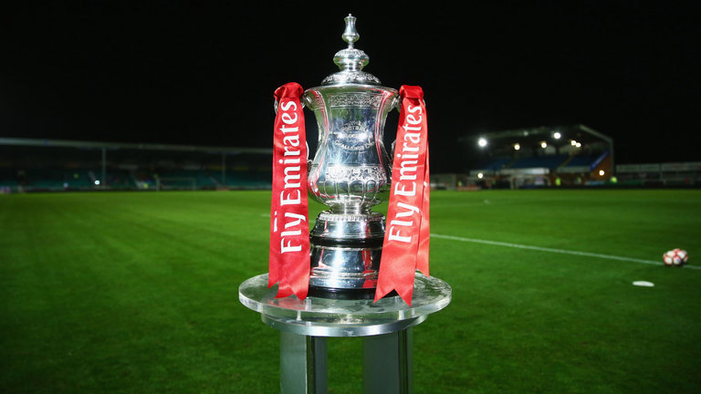 برنامه بازیهای مرحله یک چهارم نهایی جام حذفی انگلیس