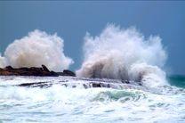 شناورهای سبک و صیادی از ترددهای دریایی خودداری کنند