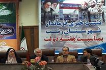 اشتغالزایی یکهزار و ۲۹۶ نفر با افتتاح پروژه های عمرانی هفته دولت در رشت