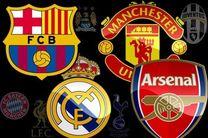 رده بندی ۱۰ باشگاه موفق اروپا در فروش بازیکن/ خبری از بارسلونا و منچستریونایتد نیست