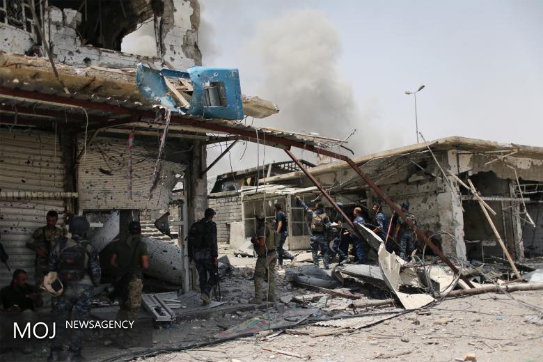 حمله انتحاری داعش در سامرا 2 کشته بر جای گذاشت