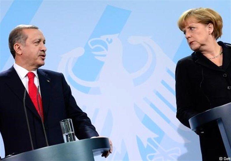 هشدارهای برلین، اردوغان را عصبانی کرده است