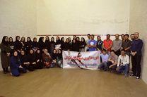 دوره داوری عمومی اسکواش در مشهد برگزار شد