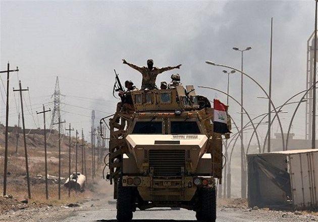 حلقه محاصره تروریستها در تلعفر تنگتر میشود