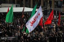 اجتماع عزاداران حسینی در کرمانشاه