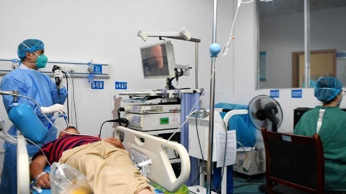 افزایش بستری بیماران کرونایی هرمزگان در بخش مراقبتهای ویژه