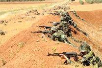 شکست حمله جدید تروریستها به محور «جوبر» و هلاکت دهها نفر
