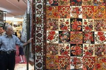 برگزار دومین نمایشگاه فرش دستباف استان گلستان