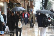 پیش بینی بارشهای ۵ روزه در برخی نقاط کشور