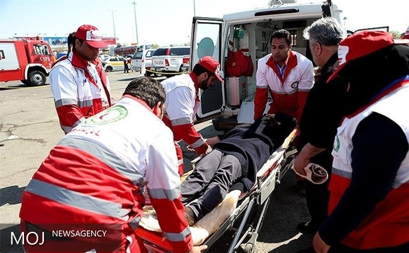 ۳۲ هزار تن در حوادثهفته گذشته دچار آسیب دیدگی شدند