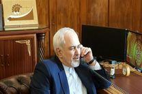 گفتگوی تلفنی ظریف با وزیر خارجه سوئیس در مورد وضعیت شیوع کرونا