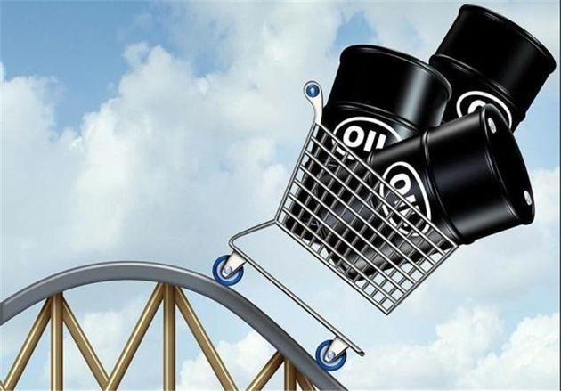 قیمت نفت 2 دلار کاهش یافت