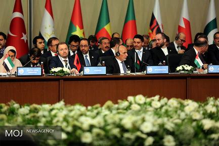 نشست فوق العاده سران سازمان همکاری اسلامی در استانبول