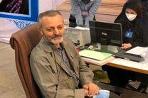 مسعود زریبافان در انتخابات ریاست جمهوری ثبت نام کرد