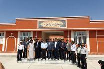 دبیرستان امام علی(ع) روستای بهده پارسیان به بهره برداری رسید