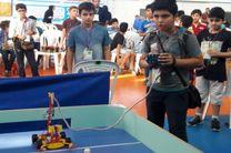 درخشش دانش آموزان هرمزگانی در مسابقات لکو کاپ تهران