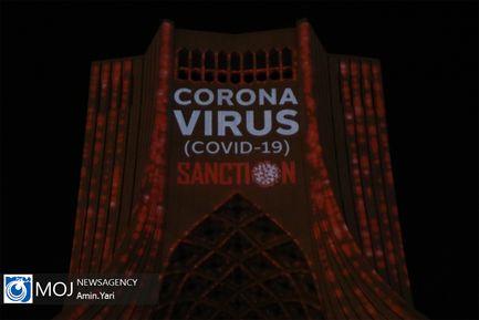 ویدئو مپینگ همبستگی با تمامی کشورهای درگیر با بیماری کرونا